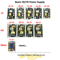 Litewinsune Beam 5R Beam 7R Power Supply Board 380V Lamp Ballast Driver Switched Current Electric Source