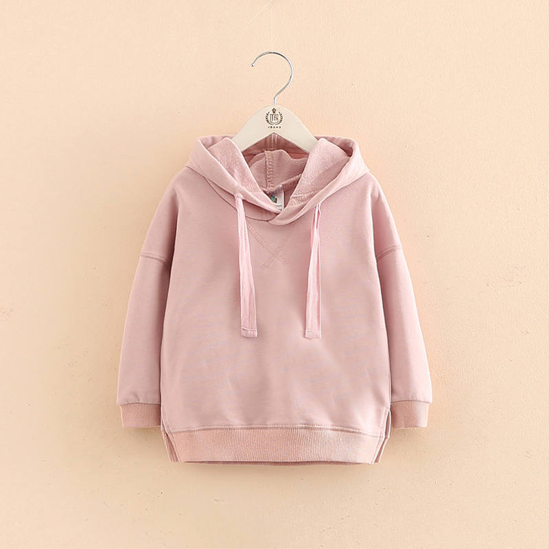 New Spring Autumn Children Hooded Sweatshirt Baby Girl Clothes Brand Girls Hoodies Long Sleeve Pullover Tops Costumes For Kids
