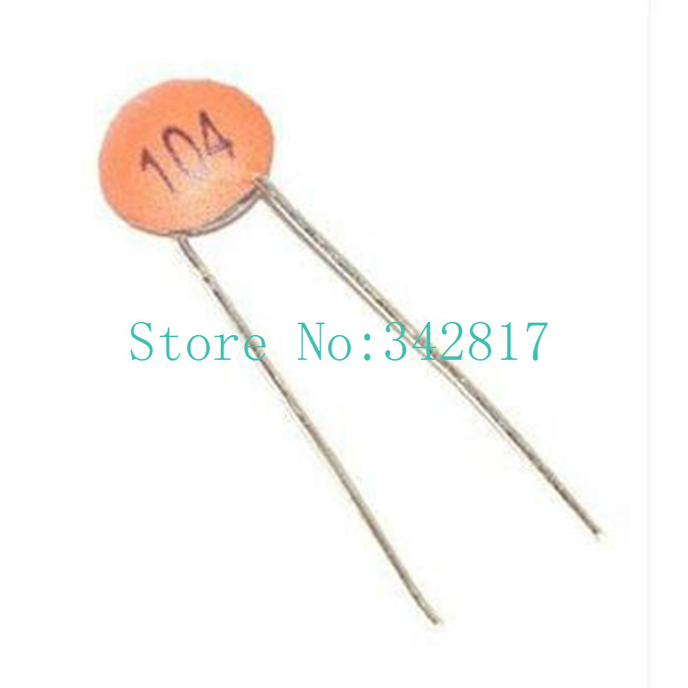 Ceramic Capacitors 100v 104 100nf 0 1uf 1000pcs In