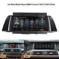 10,1 дюймов Автомобильный мультимедийный плеер для BMW 5 серии F10/F11 (2013 2016) С gps навигации MP5 Wi Fi (нет DVD)