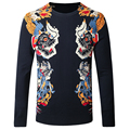 mens sweaters SB36 M-4XL sweater men christmas sweater for men sueter hombre pull homme marque