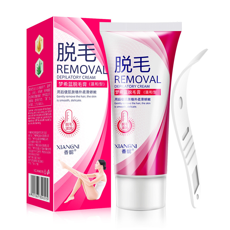 New Water Ice Levin Painless Depilatory Cream Legs depilador facial Cream Hair Removal Armpit Legs Crea cera depilatoria wax