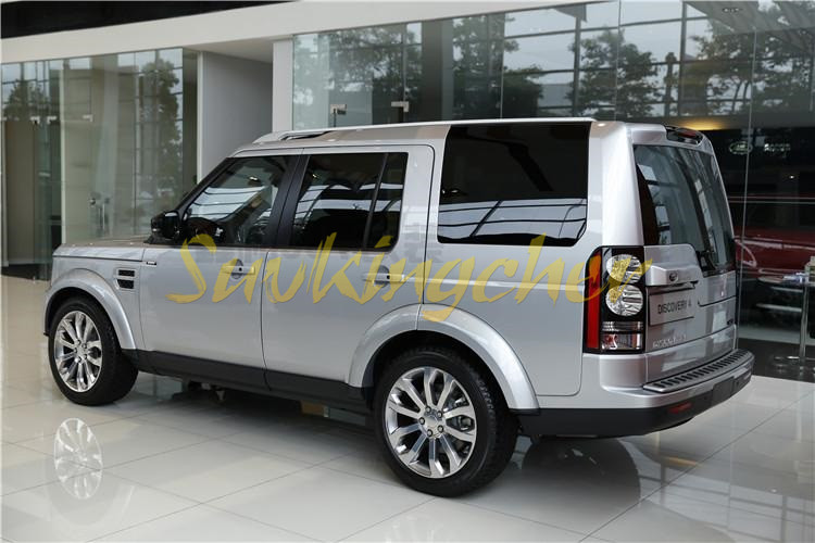 Aluminium Baggage Luggage Roof Rack Roof Rail For Land Rover Discovery LR4  2010 2011 2012 2013 2014 2015 2016 In Cargo Management From Automobiles ...