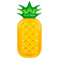 Pineapple floating Inflatable Ride ons Water Swimming Toy for Adult Pool Rafts Swimming Inflatable Toys for adult childs