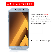 For Samsung Galaxy A3 A5 A7 J3 J7 2017 A320 A520 A720 Tempered Glass J1 J2 J3 J5 J7 2016 J510 Anti Shatter Screen Protector Film