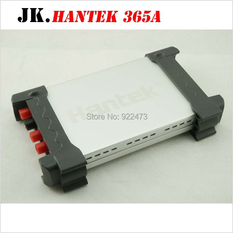 H120 Hantek365A isolated data logger USB Data Logger Record Voltage Current Resistance Capacitance