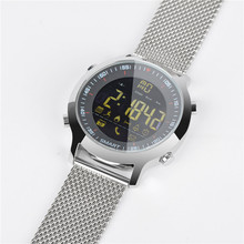EX18 Professional Diving SmartWatch Bluetooth Phone Message Push Sports 5 ATM Waterproof SmartWatch abcl