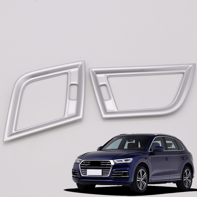 For Audi Q5 2018 Interior Dashboard Side Air Outlet Vent
