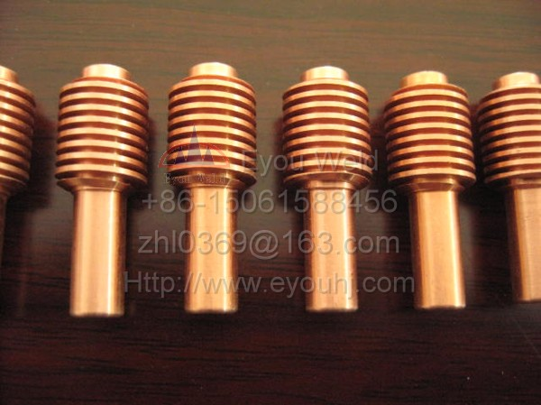 20 pcs 220669 45A Electrodes Consumables for Plasma Cutting Machine T45v T45m Torch Tool for MX45