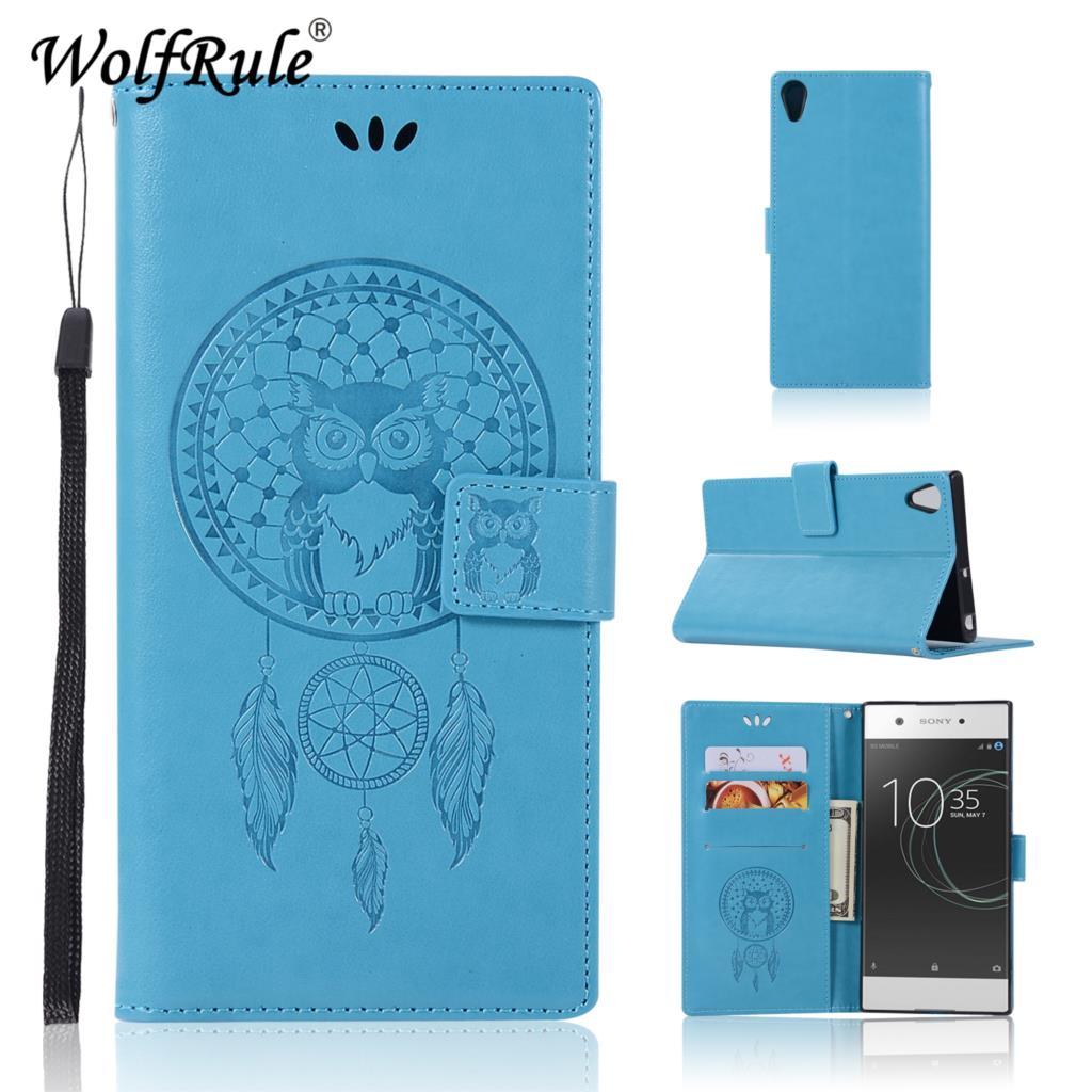 For Cover Sony Xperia XA1 Ultra Case Flip Leather Case for Sony Xperia XA1 Ultra Cover Case For Sony XA1 Ultra Case G3221 G3223