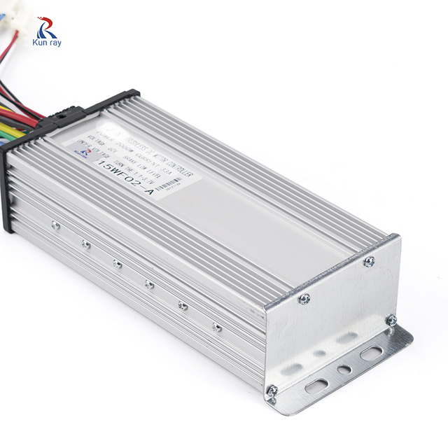 Bicycle engine controller 48V 1000W 30A 15Mosfet electric bike brushless controller velo electrique bldc ebike controller