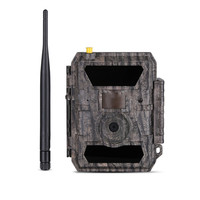 sifar 3.5CG 0.4s Fast Trigger time Hunting Trail Cameras wildlife 58pcs Black IR LEDs Hunter photo Traps support APP control
