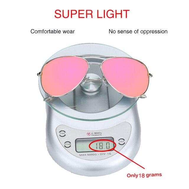 Prohibido clásico 1976 polarizadas HD de Metal Marco de gafas de sol de diseño de las mujeres de los hombres femenino nombre de marca, gafas Vintage gafas 5