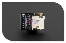 DFRobot 100% Original DIY Micro SD/TF (Reader) Module Supports SPI Interfaces 5V power for Arduino