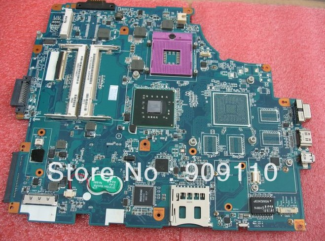 MBX-189 M760 integrated motherboard for laptop MBX-189/ 1P-0084100-8011
