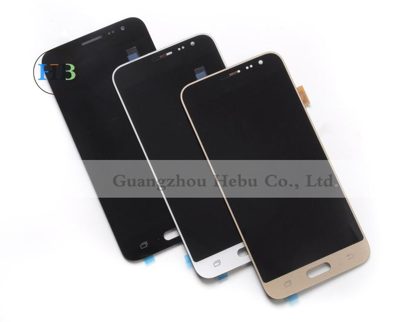 Brand New J3 Lcd Display With Touch Screen Digitizer For Samsung Galaxy J3 J320F J320P J320M J320Y J320FN Lcd 100Pcs Free DHL hsp 02023 clutch bell double gears 1p rc 1 10 scale car buggy original parts