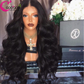 High Density Lace Frontal Wig 200% Full Lace Front Wigs Human Hair For Black Women Brazilian Virgin Lacefront Wigs Baby Hair 8A