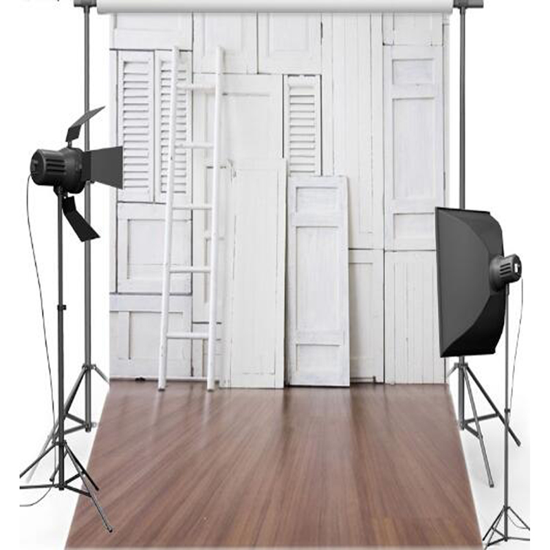 5x7ft Photography Backdrops Thin Vinyl cloth White Wall wood floor photo Background Children For photo Studio fotografia S-2348 black and white grids floor photography background hollow vinyl photo backdrops for photo studio funds props cm 4785