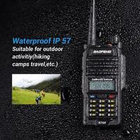 Waterdichte radio Baofeng R760 CB Radio Ham Radio 5-10Km Lange Range draagbare walkie talkie, politie specail apparatuur