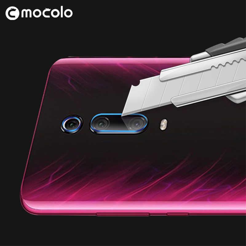 Mocolo 2.5D 9H חזרה מצלמה עדשת מזג זכוכית סרט על לxiaomi Redmi K20 פרו K20Pro RedmiK20 K 20 הגלובלי 6/8 64/128 GB Xiomi