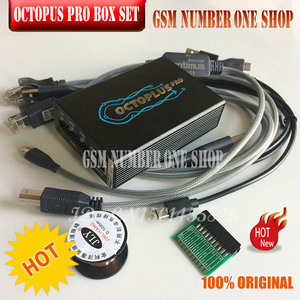 Image 3 - 2020 NEW version  OCTOPUS PRO BOX / octoplus pro Box  with 5 cables forSamsung or FoR LG and Medua JTAG actived