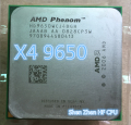AMD Phenom X4 9650 (HD9650WCJ4BGH) CPU 2.3 GHz Quad Core Socket AM2+ (working 100% Free Shipping)
