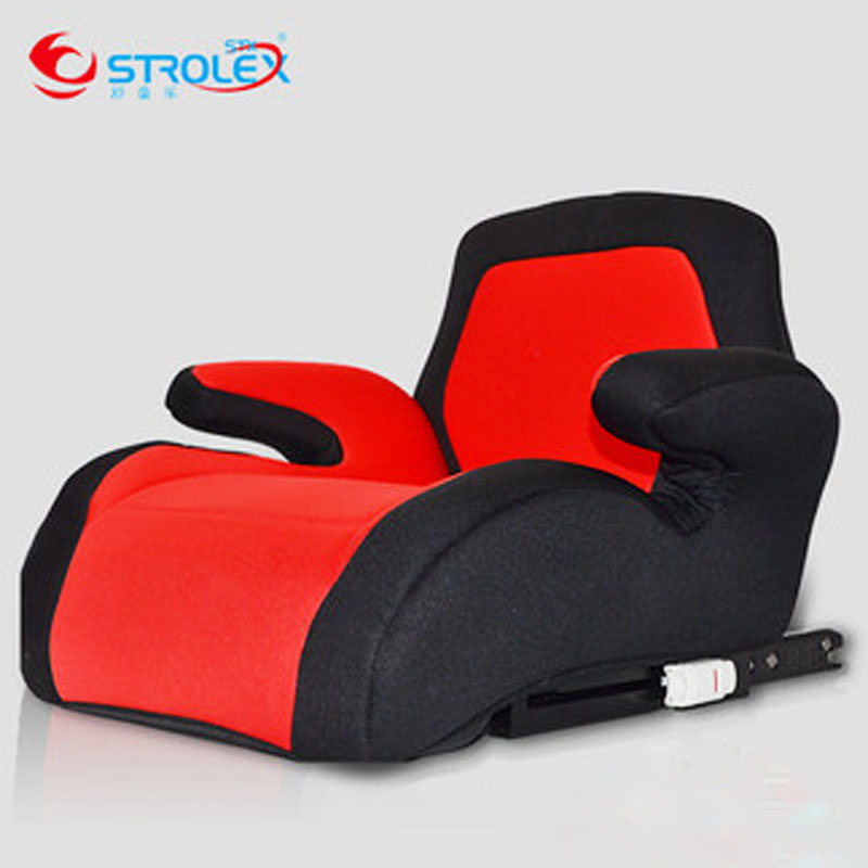 Child Safety Seats For Kids Isofix Hard Interface Portable Baby Car Booster Seat Cushion Toddler Car Seat Booster Seat Foldable