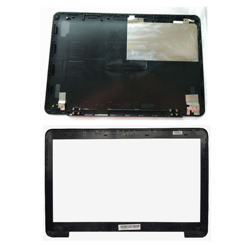New laptop cover For ASUS A555 X555 K555 F555 W519L VM590L VM510 LCD Back Cover/LCD front bezel 13NB0621AP0811 13N0-R7A0C11 new laptop lcd display front screen back cover bezel