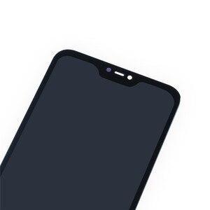 Image 4 - Качественный AAA дисплей в сборе для Xiaomi Mi A2 Lite ЖК панель дигитайзер для Xiaomi Redmi 6 Pro замена сенсорного экрана