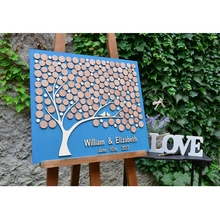 Alternative Wedding Guest Book Tree Personalized 3D Guestbook, Custom Couple Gift For Guest,Bridal Shower Party Guestbooks free shipping wedding bridal shower birthday personalized with lace and flower decorated guestbook