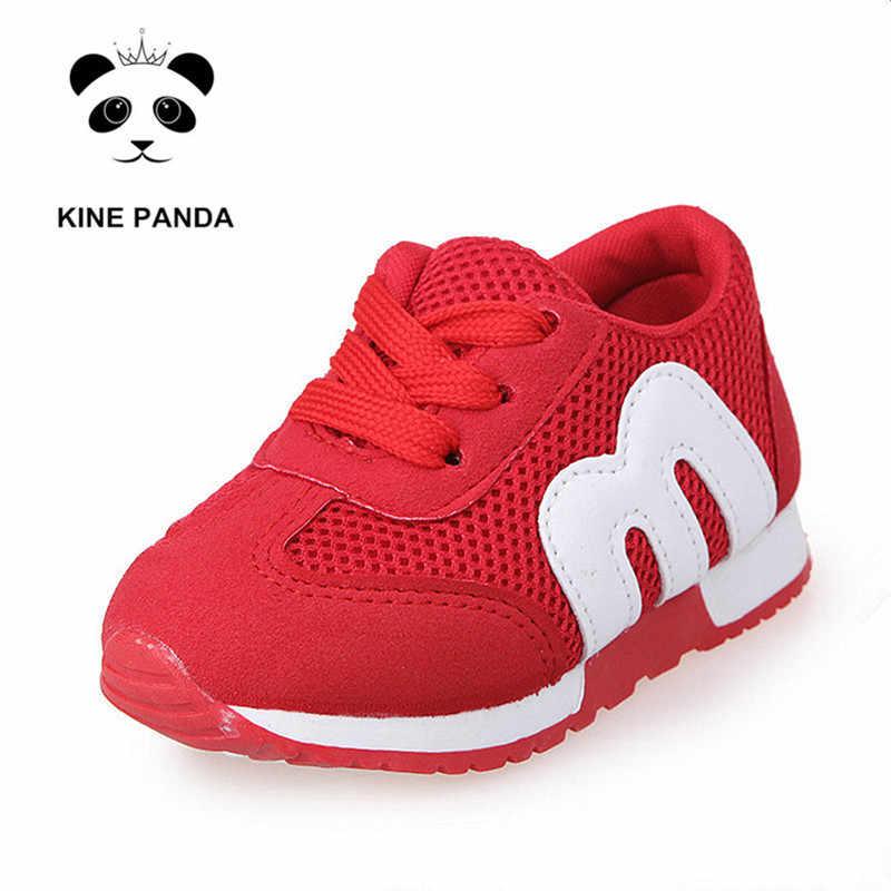 KINE PANDA Kids Shoes Girls Boys Casual