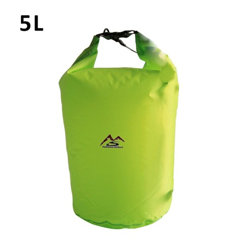 5L/10L/20L/40L/70 Outdoor Dry Waterproof Bag Dry Bag Sack Waterproof Floating Dry Gear Bags For Boating Fishing Rafting Swimming Islamabad