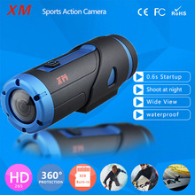 XM 1080 P Full HD Спорт Камеры ночной Wifi DV Спорт Действий Камеры Водонепроницаемый Действий Камеры Рекордер Как Gopro