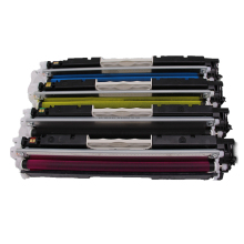 Color Toner Cartridge For HP LaserJet Pro 130A MFP M176n M176 M177fw M177 laser printer cf350a toner