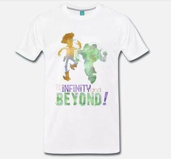 футболка Maglia вуди из истории игрушек Buzz Lightyear