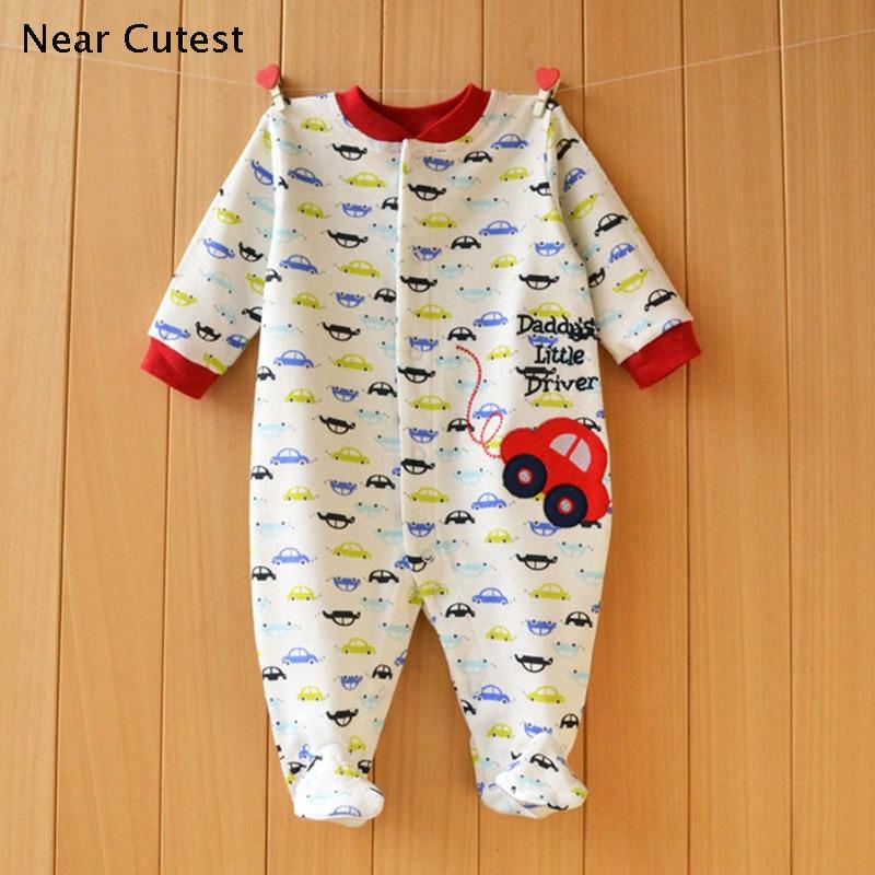 2016 Baby Romper Newborn Baby Girl Boy Clothes Baby Overall Bebe Clothes roupa de bebe