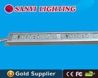 مصباح لغسيل الجدار 36 وات IP65 72 قطعة رقاقة 0.5 وات SMD5050 مصباح لغسيل الجدار مضاد للماء للبناء
