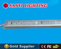 Wall washer light 36w IP65 72pcs chip 0.5w SMD5050 waterproof  wall washer lamp for building