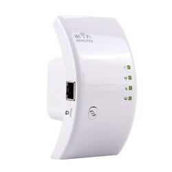 Repetidor WIFI inalámbrico 300Mbps Antena de red Wifi extensor amplificador de señal 802.11n/b/g Repetidor de señal de refuerzo Wifi