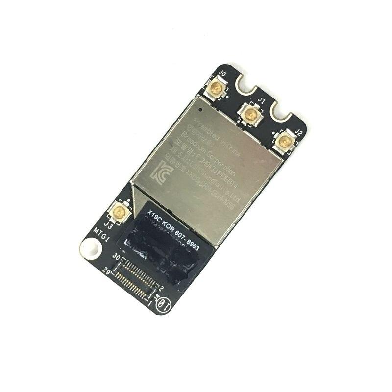 Véritable 4.0 Bluetooth Wifi aéroport carte pour Macbook Pro A1278 A1286 2011 2012 année BCM94331PCIEBT4CAX WIFI carte WLAN