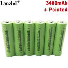 6 шт., литий-ионные аккумуляторные батареи 18650 VTC7 3,7 в 3400 мАч 18650, 30 А