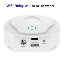 Новый Wi-Fi-действительно НЛО светодиодный контроллер Wi-Fi мастер приемник Wi-Fi в РФ преобразователь DC 5-24 V работать с V1/V2/V3/V4 приемник