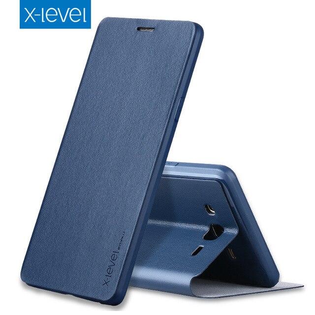 X-Mức Độ Lật Da Trường Hợp đối với Huawei P20 Pro P9 P10 P20 Lite Nova 3E 3 3i Người Bạn Đời RS 8 9 10 Pro P10 P9 Cộng Với Lật Bìa Đứng Trường Hợp