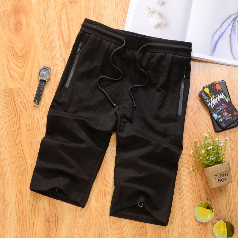 Summer Chinese size plus 5xl 6xl 7 xl8 XL cotton creped pants mens belts pantsmens trousers mens Europe, Japan and s ...