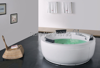 Acrylic Whirlpool Bathtub Massag Tub With Massage And Without Massage Function Optional Indoor Spa RS6168D