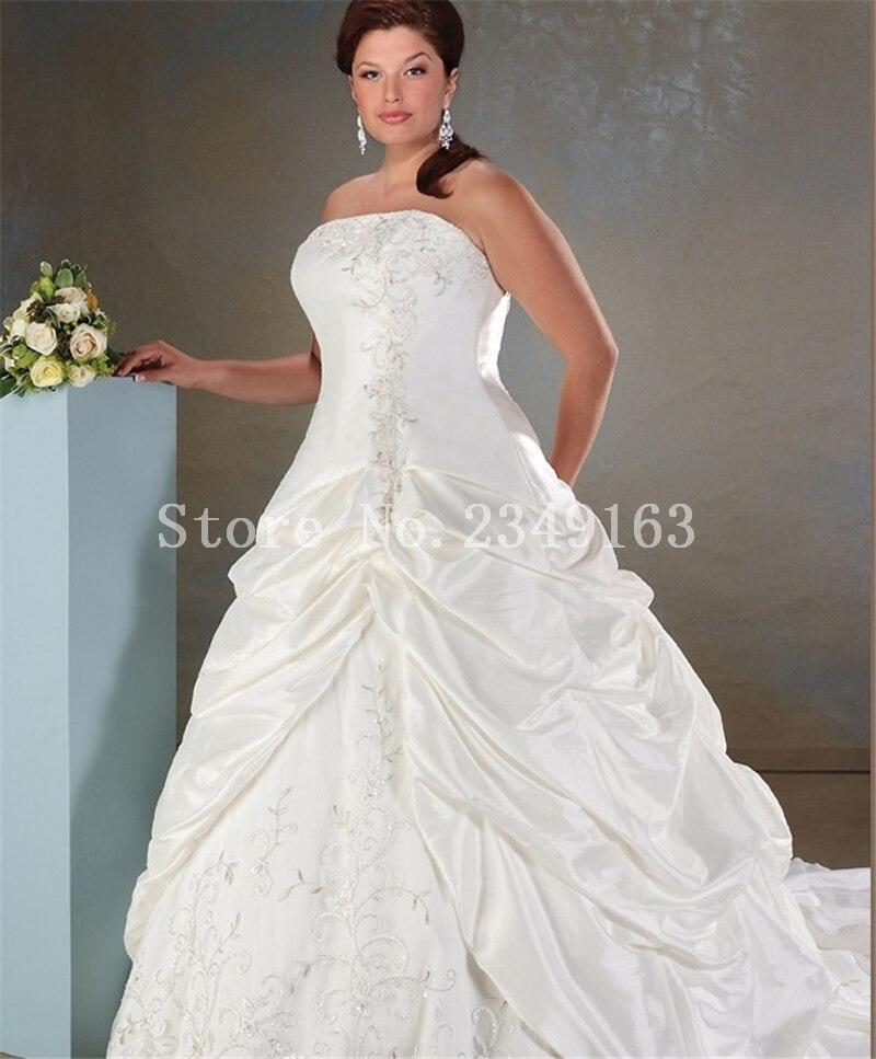 Achetez en gros bretelles robe de mariage en ligne des for Plus la taille des robes de mariage formel