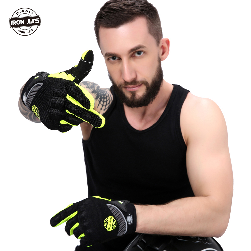 Motorcycle gloves price - Motorcycle Gloves Touch Screen Breathable Wearable Racing Gloves Guantes Moto Luvas Motocicleta Alpine Motocross Stars Men