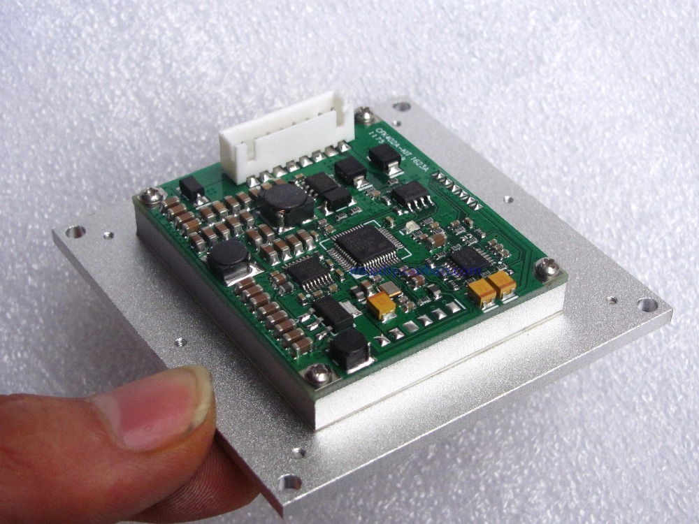 Livraison gratuite 24 GHZ Micro-ondes Radar Capteur CFK402B-KIT 24 GHZ k-bande de mesure capteur de Vitesse qualité Radar motion capteur
