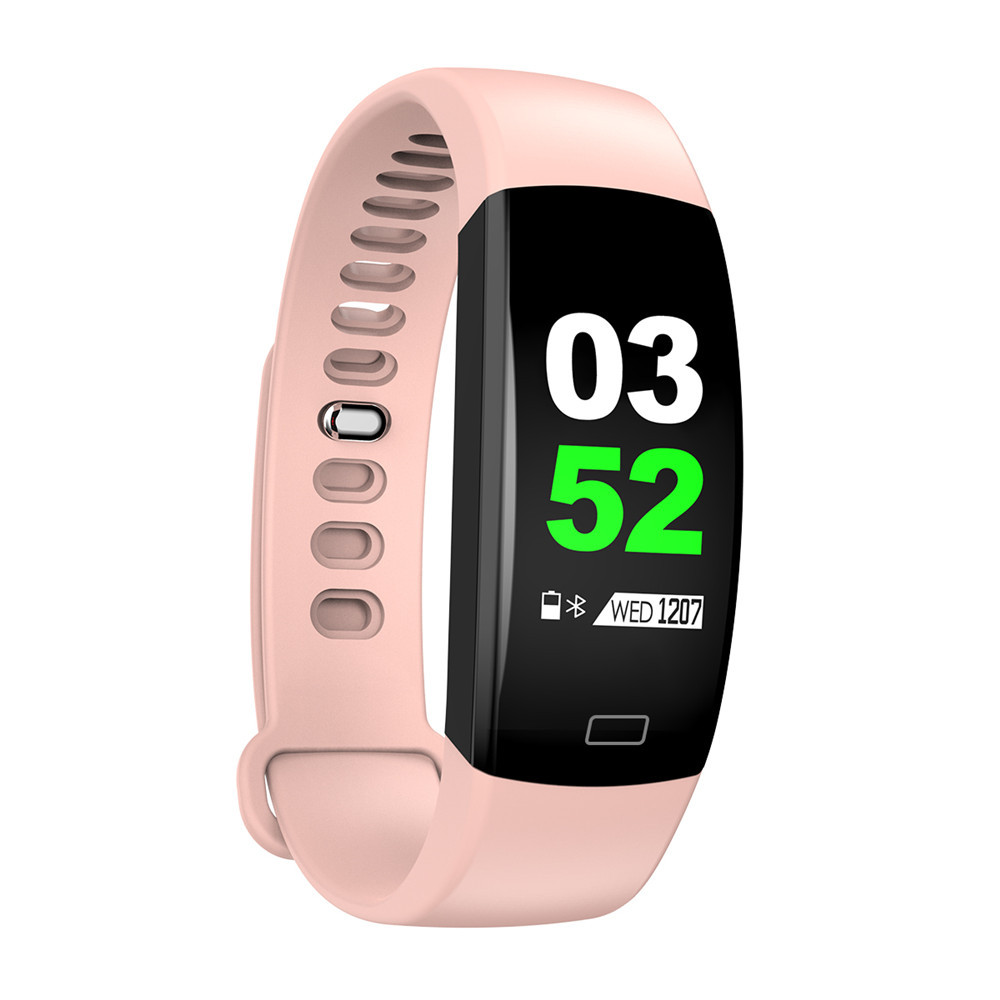 EPULA 2018 Colorful Sport BT4.0 Bluetooth Smart Watch With Screen Blood Pressure Exercise Heart Rate Pedometer For Android4.4