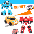 8 Estilo 13.5*7.5*8.5 CM Clásico de Transformación De Plástico TOBOT Robot Vehículos de Acción y Figuras de Juguete Educativo Para Niños juguete Regalos para niño